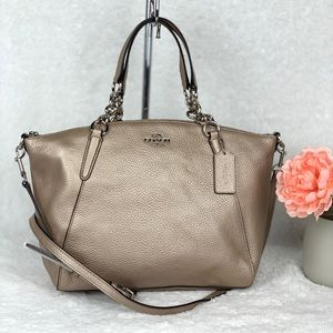 Coach Small Kelsey Chain Satchel